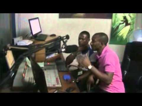 WORLD MALARIA DAY ON NPTV Radio Interview of Okosun - Irabor Noun fm