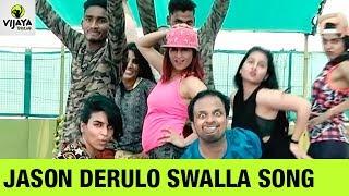 Jason Derulo SWALLA | Zumba Dance on Swalla Song | Zumba Fitness Video | By Vijaya Tupurani