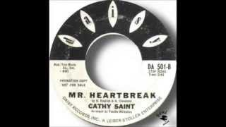 Cathy Saint -- Mr. Heartbreak