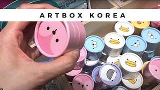 Artbox: Where to buy cute stuff in Korea