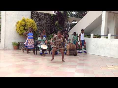 Sierra Leonean Ethnic Dance