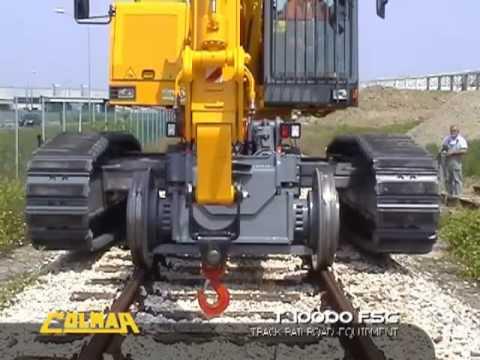 COLMAR - T10000FSC Rail/Road Loaders