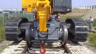 COLMAR - T10000FSC Rail/Road Loaders