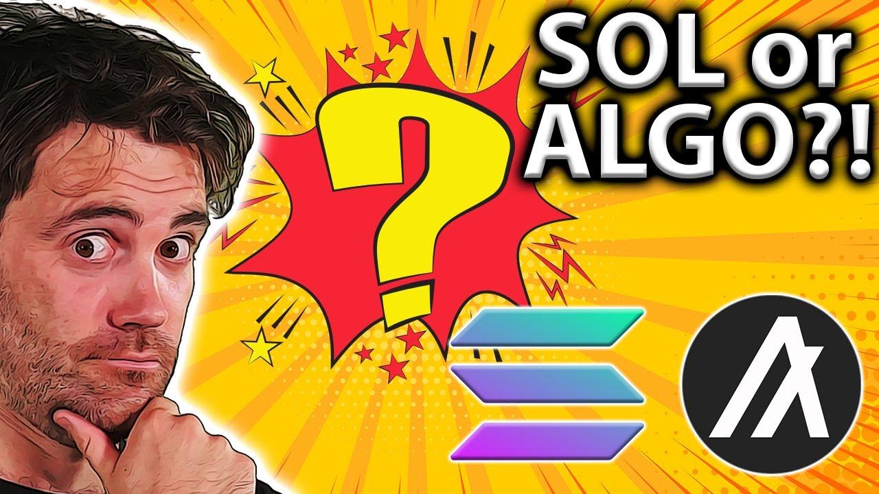 Download Solana vs. Algorand: MOST Price Potential?!! 🤔