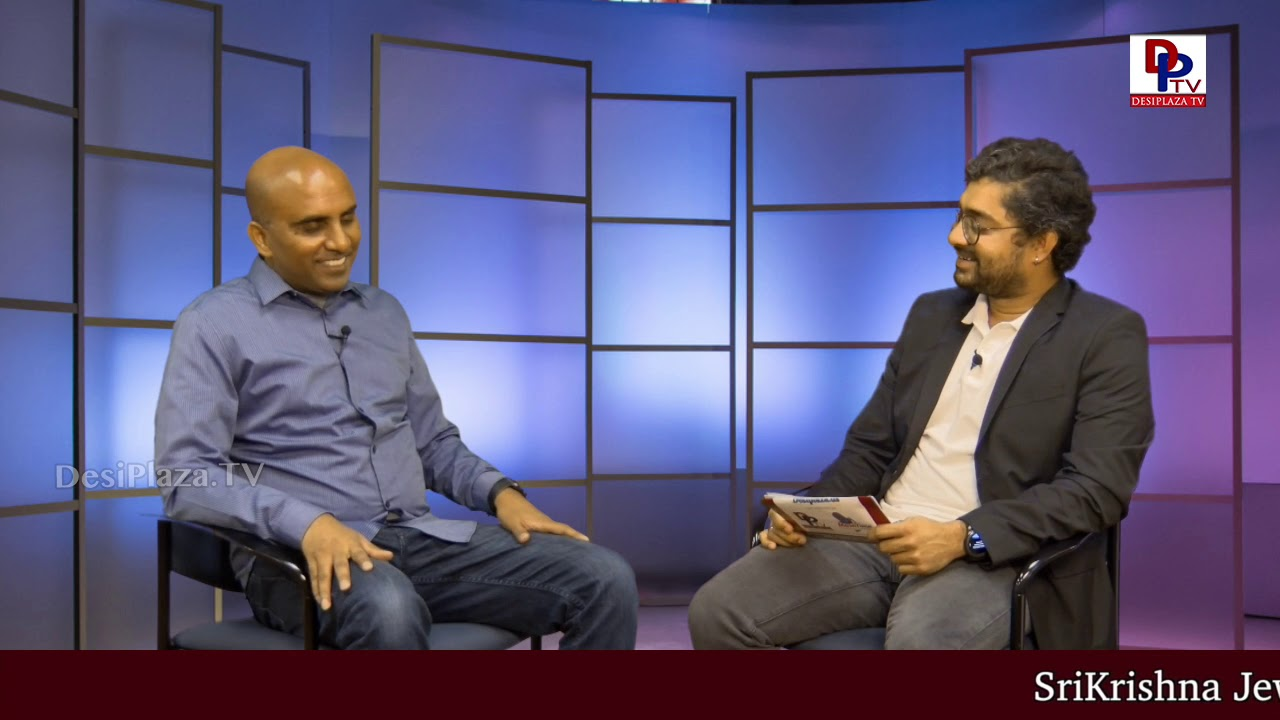 Full Interview - Vijay Reddy - Founder of Geospell Academy - Exclusive Interview with Desiplaza TV