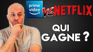 NETFLIX vs AMAZON PRIME VIDEO !