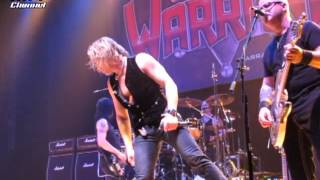 WARRANT - DRFSR (Dirty Rotten Filthy Stinky Rich). ROCKAHOLIC Tour 2012