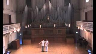 """Les Pêcheurs de Perles Bizet """"Del tempio al limitar"""" Vers 2 di 2 BB"""