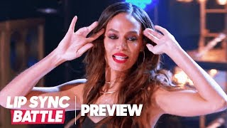 "Joan Smalls Performs Luis Fonsi's ""Despacito"" 