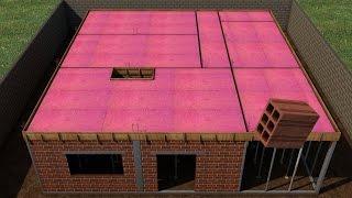 Como calcular a quantidade de Tijolos, Pisos e Concreto da  sua construção