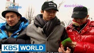 2 Days and 1 Night Season 1 | 1박 2일 시즌 1 ? Korea's beauty, part 2