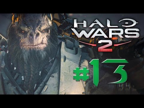 Halo Wars 2 - Walkthrough Part 13 [Mission 7: FROM THE DEEP] W/Commentary