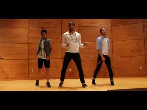 Marcus Payne @_MarcusPayne_ Choreography  Hold on We're Going Home by Drake