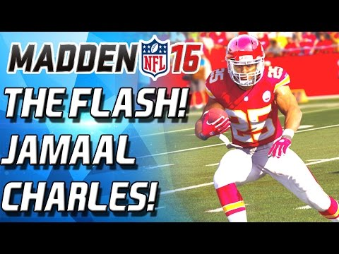 THE FLASH! JAMAAL CHARLES! - Madden 16 Ultimate Team
