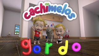 BINGO   Kids Song G-O-R-D-O and Los Cachimelos (English Version)