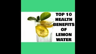 Top 10 health benefits of lemon