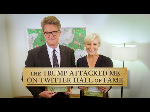 Thumbnail: Introducing The 'Trump Attacked Me On Twitter' Hall Of Fame