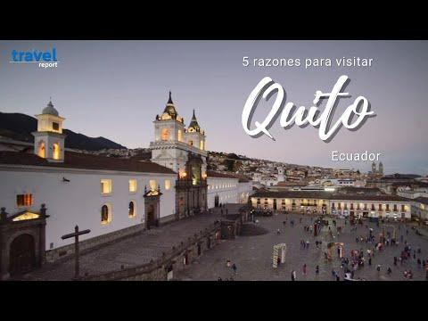 5 estupendas razones para visitar Quito