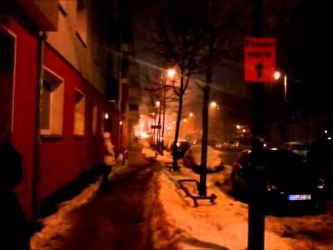 Bretthart in Berlin zu Silvester