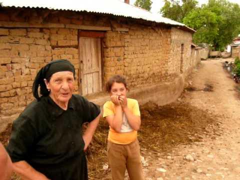 Village of Miras in East-Albania