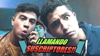 LLAMANDO SUSCRIPTORES!!!! - PREGUNTAS - NOTICIAS