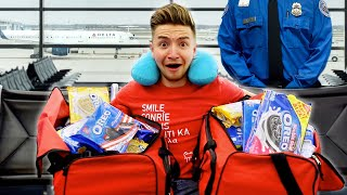 Delivering Thousands of Cookies Across The Country | Smile Squad