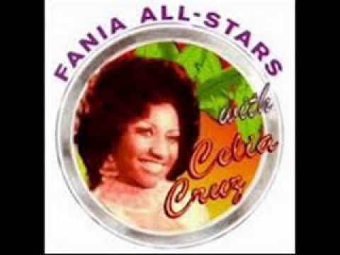 Celia Cruz-Isadora Duncan