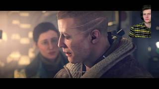 Wolfenstein II: The New Colossus [PS4] Pt 5 Mostly melee from me