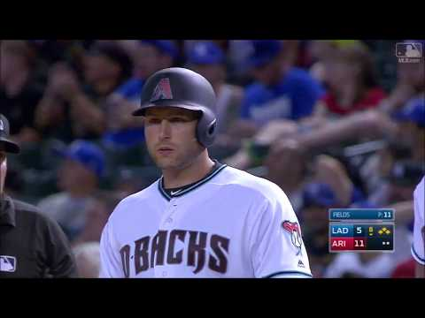 Diamondbacks 2017 1st Half Highlights
