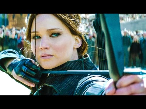 The Hunger Games: Mockingjay Part 2 Official Trailer (2015) Jennfier Lawrence [HD]