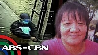 TV Patrol: Sapul sa CCTV ang pagbaril sa isang babae sa Malate