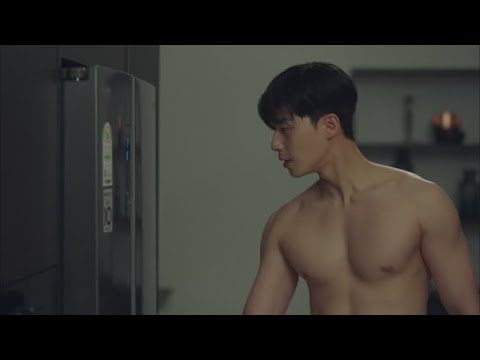 PARK SEO JOON | SHIRTLESS SCENE (ABS) #3 from YouTube · Duration:  38 seconds