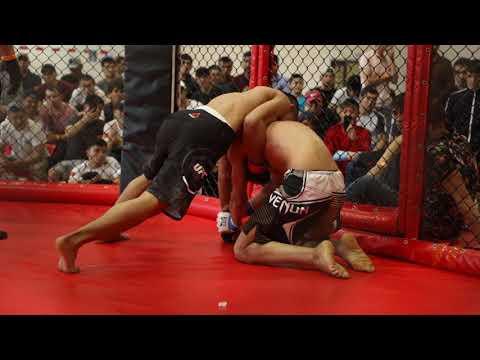 Колизей: Битва Чемпионов 7: Фаромуз Косимов (Таджикистан) vs. Баяман Жолдубаев (Кыргызстан)   57 кг