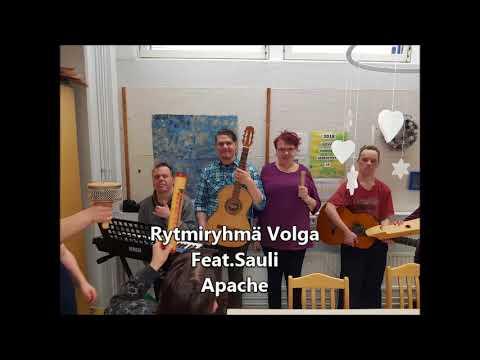 Rytmiryhmä volga feat. Sauli: Apache
