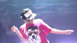 Jędrzej Indebski - światowy hip-hopowiec!    SuperDzieciak