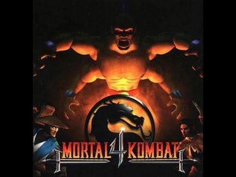 Mortal Kombat || Theme Song 4