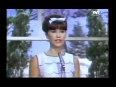 Astrud Gilberto  The Girl From Ipanema from the movie, Get Yourself A College Girl  1964