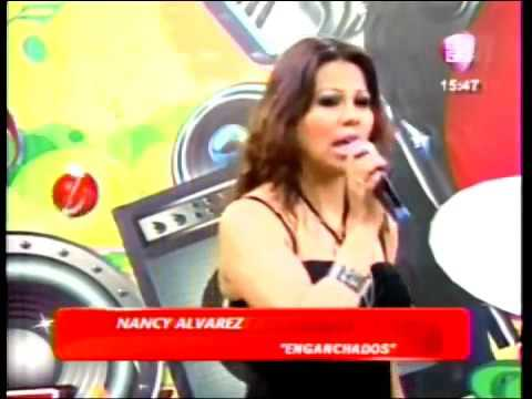 Copia de NANCY ÁLVAREZ   Mix Éxitos de la Cumbia en RTP