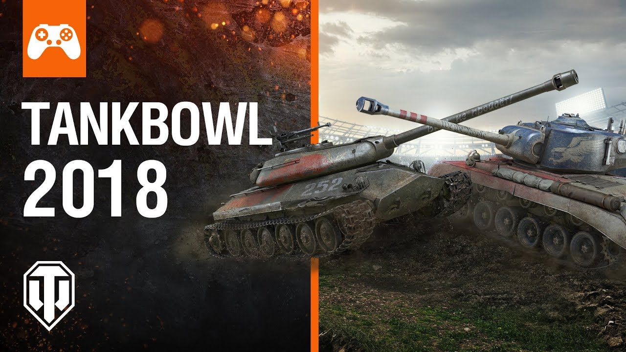 World of Tanks Console – Tankbowl 2018