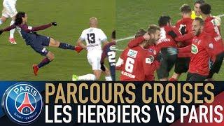 Baixar PARCOURS COUPE DE FRANCE : LES HERBIERS vs PARIS SAINT-GERMAIN