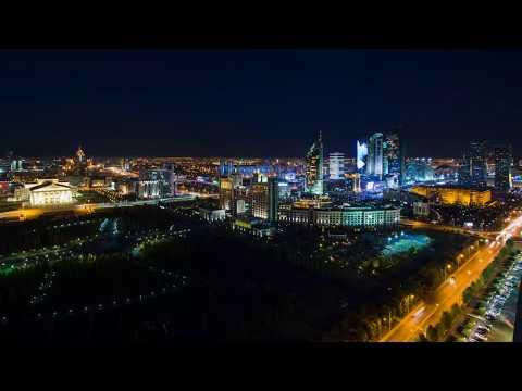 NurSoft slider video for Astana