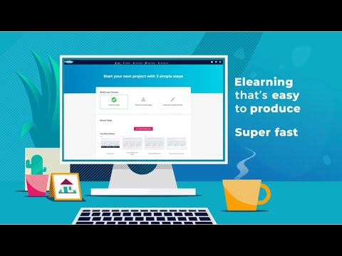 Overview Tour Of Elucidat's Elearning Authoring Platform