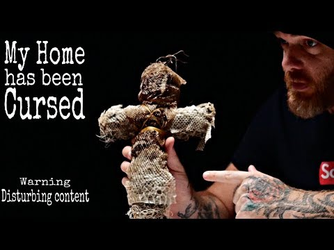 CURSED Voodoo Doll Brings Bad Omens To My HOME (Very Scary) REAL Footage!!!
