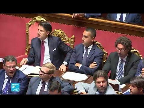 عرض لتشكيل ائتلاف حكومي في إيطاليا  - نشر قبل 3 ساعة