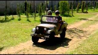 kinder auto mini jeep