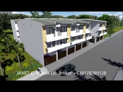 Quezon City Townhouses - SFDM Felipe 888