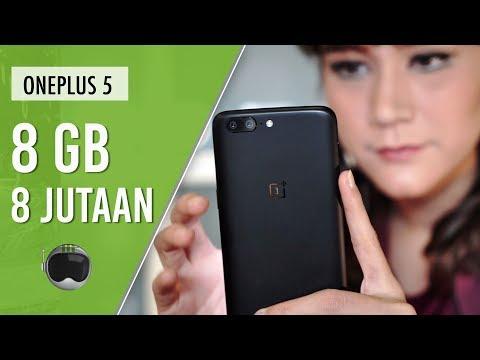 OnePlus 5 Review Indonesia: Nggak Murah Lagi