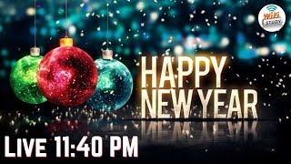 happy new year 2018 lets celebrate together 1140 pm