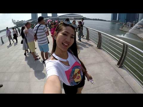OUR DREAM TRIP  SINGAPORE  PART 2