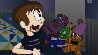 One of yamimash's most viewed videos: Five Nights At Freddy's 4 Animation | Animated Short